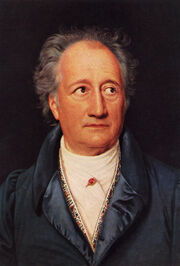 Johann Wolfgang von Goethe (Josef Stieler)