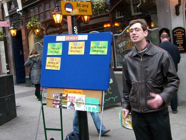 File:Street preacher in Covent Garden 1.jpg