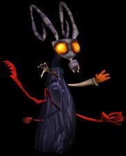 Demon med