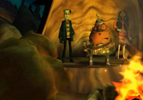 Campfire Legend