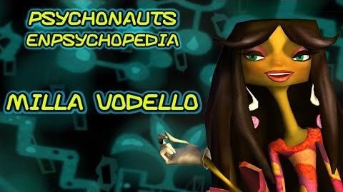 Milla Vodello Psychonauts Character Spotlight