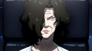 Misako frown