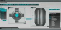 Electromagnetic Pulse Grenade