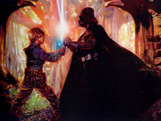 Luke Skywalker & Darth Vader.png