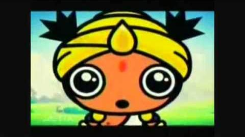 Pucca hooray for bollywood(funny love song).mp4