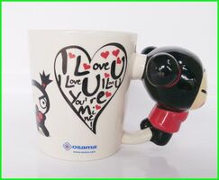 Ceramic Mugs Pucca Cup