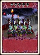 Ophelia Minions Card