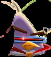 File-Lazer bird no background