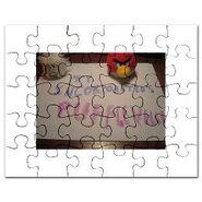 Puffleville puzzle.