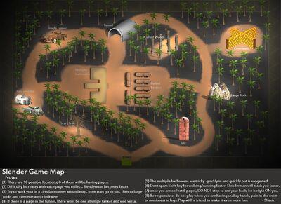 Slender Mapp