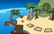 Rockhopper Island Custom