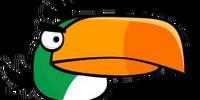 Hal the Boomerang Bird