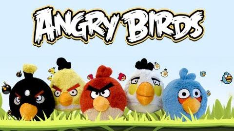Angry Birds Takeover