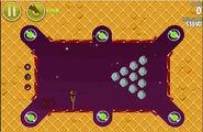 Angry Birds Space - Utopia level 4-2