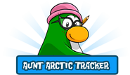 Club Penguin Aunt Arctic Tracker October 2011