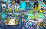 Hero Command Room