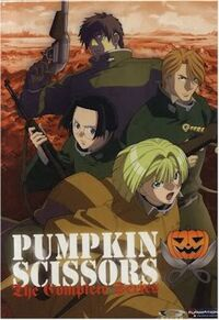 PumpkinScissors