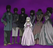 Rodelia royal family