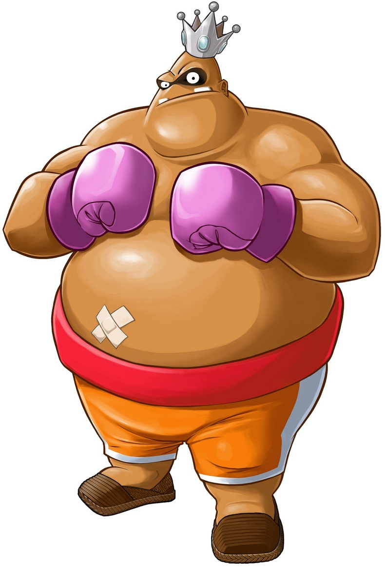 Mike Tyson Punch Out Wii : King hippo punch out wiki fandom powered by wikia
