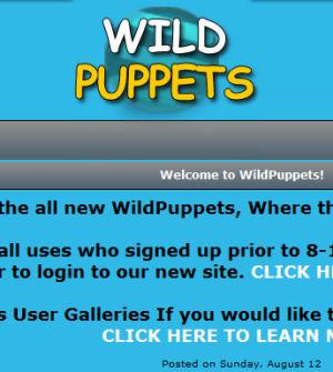 Wildpuppets