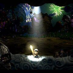 Puppeteer DLC poster.