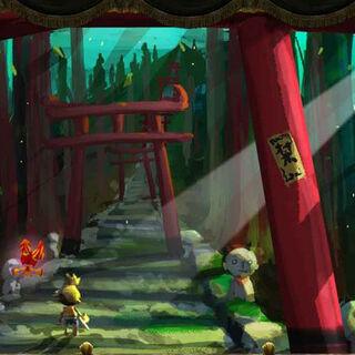 Moonwood Shrine <a href=