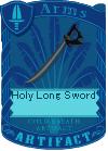 Holy Long Sword 2