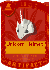 Unicorn Helmet 2