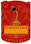 Suspicious Lens 2