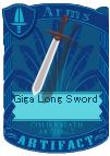 Giga Long Sword