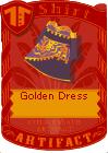 Golden Dress