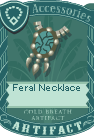 Feral necklace