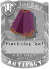 Foreboding Coat Purple