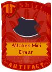 Witches Mini Dress