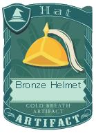 Bronze Helmet 4