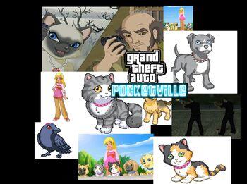 Grand Theft Auto Pocketville
