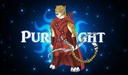 Pure light hunter by xannador-d96aycp