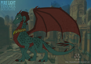 Pl earth guardian by dragonoficeandfire-d8t3nox