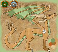 Pl irissa orangescale by fantiafantasystories-d95wcyl