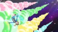 Ann Poppin Candy Rocket