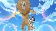 Lion shi yoon