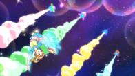 Pop Candy Rocket