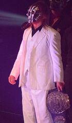 Tetsuya Naito IWGP Heavyweight Champion