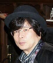 Takaaki Kidani cropped 3 Suzuko Mimori and Takaaki Kidani 2010