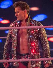 Chris Jericho Wrestlemania 28