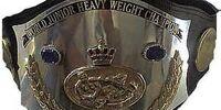 NWA International Junior Heavyweight Championship