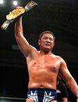 Yuji Nagata IWGP