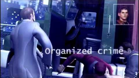 PSP - Pursuit Force 'Capelli Family Intro' (HD)-0