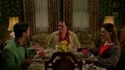 Wikia Daisies - 'Shiela', Tony and Bruce at dinner