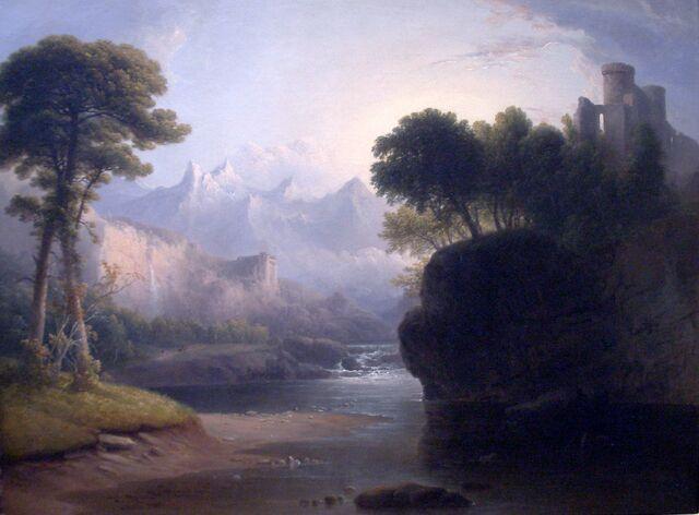 File:Fanciful Landscape-1834-Thomas Doughty.jpg